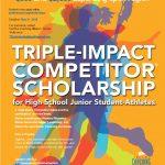 Scholarship Opportunity for Juniors
