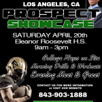 Football Showcase in Los Angeles