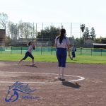 Girls Varsity Softball beats Johansen 17 – 5