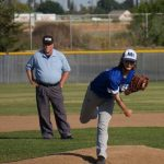 Varsity Baseball falls to Lathrop 6 – 4