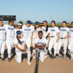 Girls Varsity Softball beats Lathrop 17 – 6