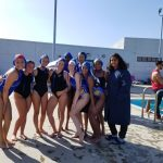 Girls Varsity Water Polo falls to Calaveras 15-5, and prevails over Florin 22-4