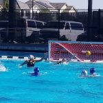 Girls Varsity Water Polo beats Lathrop 18 – 3