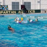 Girls Varsity Water Polo falls to Davis, Grace 14 – 6