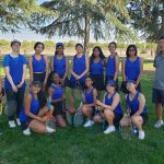 Girls varsity tennis now 10-0