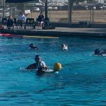 Girls Varsity Water Polo beats Grace Davis 11 – 9