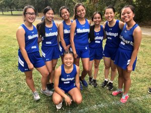 Cross Country WAC #3 Meet