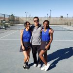 Lady Mustangs Varsity Tennis now 13-0 in conference play
