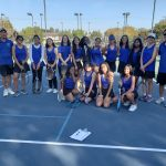 Lady Mustangs Varsity Tennis completes back to back undefeated seasons