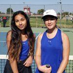 2019 Girls Tennis Individual League Tournament
