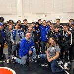 7 Mustangs Place at the Bear Bash JV Wrestling Tournament at Merced High School