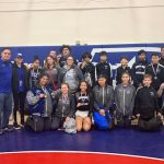 Mustangs JV and Girls Wrestlers Bring Home Medals from Beyer Tournament