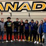 Mustangs Boys Varsity Wrestlers Compete at Tough Mat Classic Granada Tournament