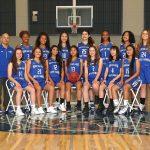 Girls Varsity basketball wins a nailbiter 42-40 over Lathrop