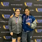 Ramona Jimenez Continues Historic Wrestling Post Season