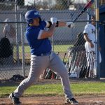 Boys Varsity Baseball falls to West 7 – 5