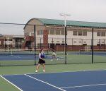Lady Mustangs Varsity Tennis now 5-0