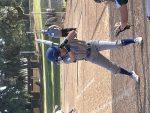 Varsity Softball beats Grace Davis 23-10