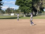 Varsity Softball falls to Beyer 9-0 in Game 1 of their First Doubleheader Action