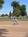 Varsity Softball falls to Beyer 11-1 in Game 2 of their First Doubleheader Action