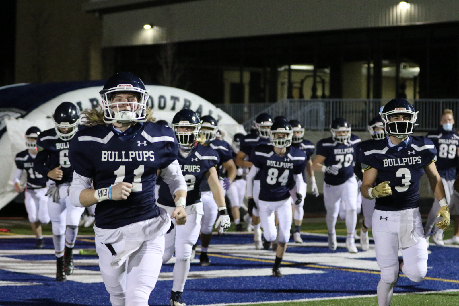 Bullpups come up big, dominate LC