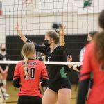 Varsity Volleyball vs. NC 2/25/2021