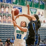 Varsity Lady Jays Basketball takedown Jags 66-59