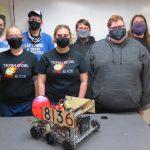 Robotics Competes at NW League Championship