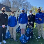 Boys Golf Compete at Fred Arbanas Tournament 3/29