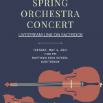 Spring Orchestra Concert