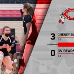 Volleyball Sweeps CV