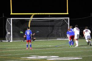 Boys Soccer, Fall 2015