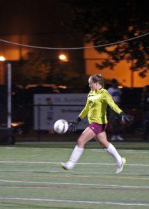 Girls Soccer, Fall 2015