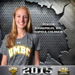 Broadneck Alumni Report: Sophia Cologer (Broadneck '13) runs XC for UMBC and came in 5th at the America East Conference
