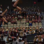 Cheerleading: 4th place Finish