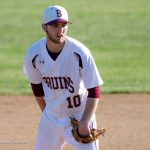 Luke Tuttle pitches a gem and leads Broadneck Varsity Baseball in 2-0 victory over Southern