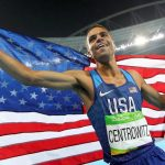 Broadneck High School Grad: Olympics 2016: Team USA's Matthew Centrowitz shocks to win gold in men's 1500m race