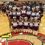 Congratulations to our Cheerleaders!