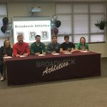 Six Bruins Celebrate National Signing Day