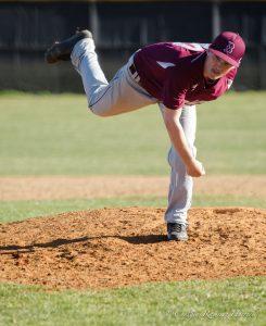 Varsity Baseball VS Meade