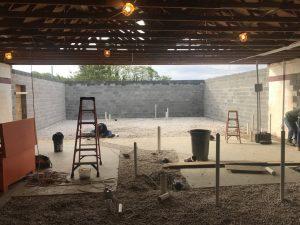 Field House Renovation Photos