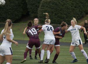 Varsity Girls Soccer vs Urbana 9/2/2017