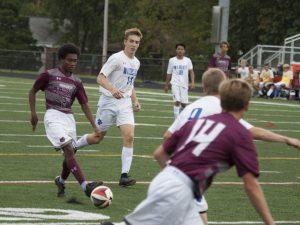 Varsity Boys Soccer vs Williamsport 9/1/17