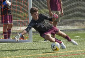 Varsity Boys Soccer vs Annapolis 9/25/17