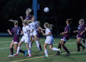 Varsity Girls Soccer vs Annapolis  9/25/17