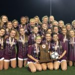 Girls Soccer wins 4A State Championship