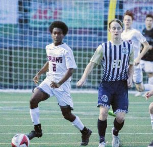 Varsity Boys Soccer vs Severna Park  10/5/17