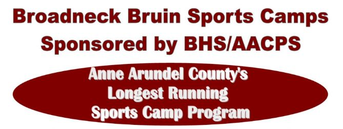 Summer Sports Camps Open Monday!!! Walk-in Registration Welcome!!!