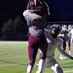 Ethon Williams breaks County ties State touchdown receiving records 10/19/18