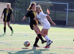 Girls Varsity Soccer vs. Northeast 9/12/19